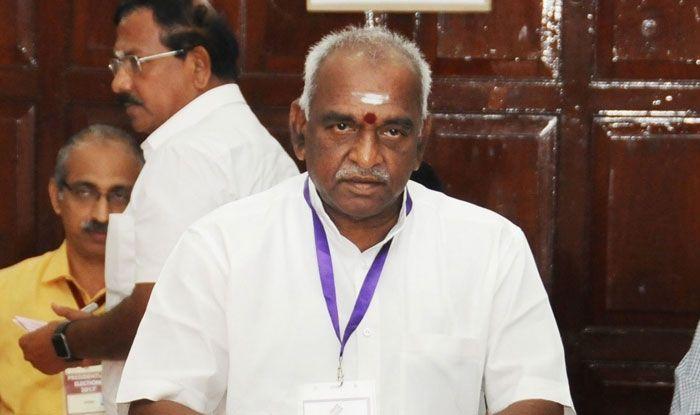Union Minister Pon Radhakrishnan