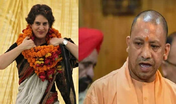 Priyanka Gandhi Vadra Attacks PM Modi, UP Govt Over Unpaid Dues of Sugarcane Farmers; CM Yogi Hits Back
