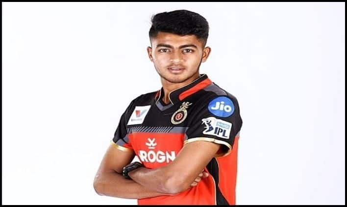RCB's Prayas Ray Barman_Picture Credits-Twitter