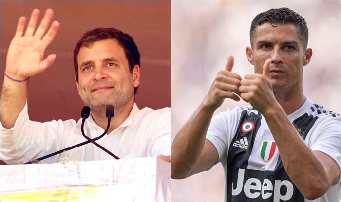 Rahul Gandhi reveals his favourite football team_Pic-twitter