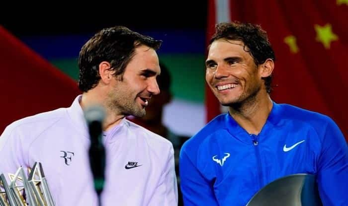 Roger Federer and Rafel Nadal_picture credits-twitter
