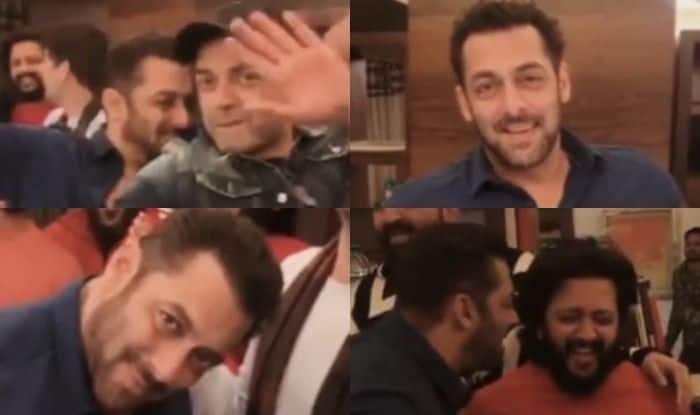 Salman Khan, Bobby Deol and Riteish Deshmukh