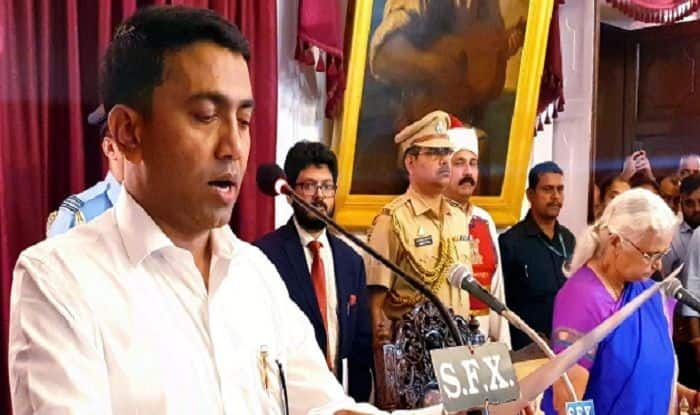 Goa Government to Face Floor Test Today; CM Pramod Sawant Confident of Victory, Says 'Our Allies Backing us'