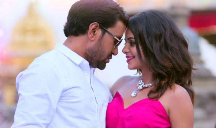 Screengrab from the song Prem Piyala