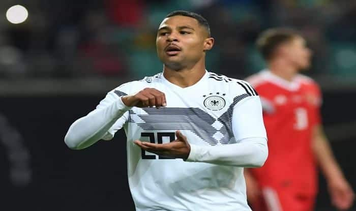 Serge Gnabry-picture credits-Twitter