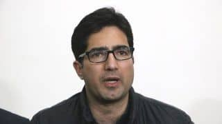 J&K Politician Shah Faesal Shifted to Makeshift Detention Centre in Srinagar