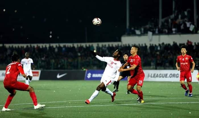 Shillong Lajong relegated-picture credits-Shillong Lajong FC Official Twitter