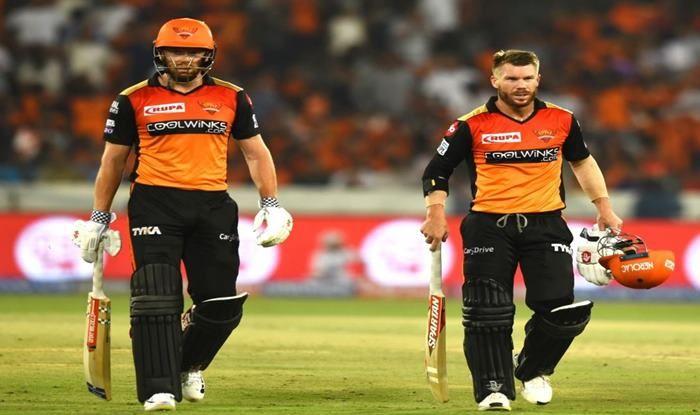 Sunrisers Hyderabad's David Warner_picture credits-IANS Twitter