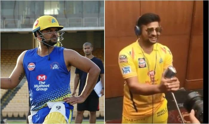 IPL 2019: Suresh Raina Shows Off His Singing Skills In Promotional Video For Chennai Super Kings (CSK) | WATCH