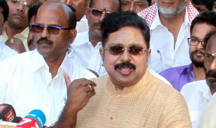 TTV Dhinakaran