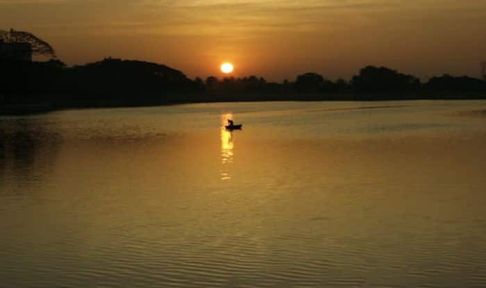 Bangalore's Ulsoor Lake is Home to Many Islands And Exotic Birds