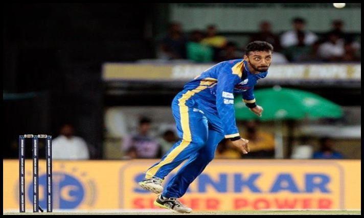 Kings XI Punjab Spinner Varun Chakravarthy Sidelined With Finger Injury
