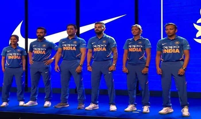 BCCI Unveils New Jersey For Virat Kohli And Co. For ICC World Cup 2019, Twitter Gives Mixed Reaction | WATCH