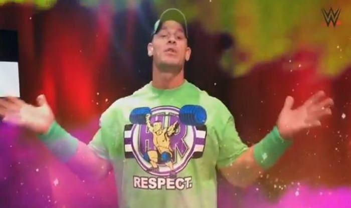 WWE superstars wish Happy Holi_Picture credits-wwe