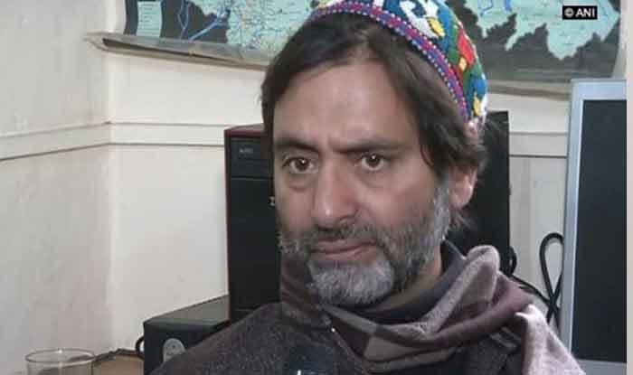 J&K High Court Refuses to Transfer Two TADA Cases Against JKLF's Yasin Malik to Srinagar