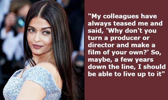 Aishwarya Rai Bachchan Plans to Direct a Film Soon, Says She'll be 'Seriously Thinking About it'