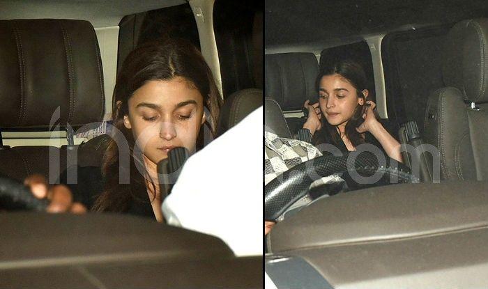 Alia Bhatt Clicked Outside Sanjay Leela Bhansali's Office; is She The Heroine Opposite Salman Khan in Director's Next?