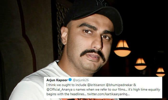 Arjun Kapoor Just Questioned Gender Inequality While Writing News Headlines And we Respect Him For This!