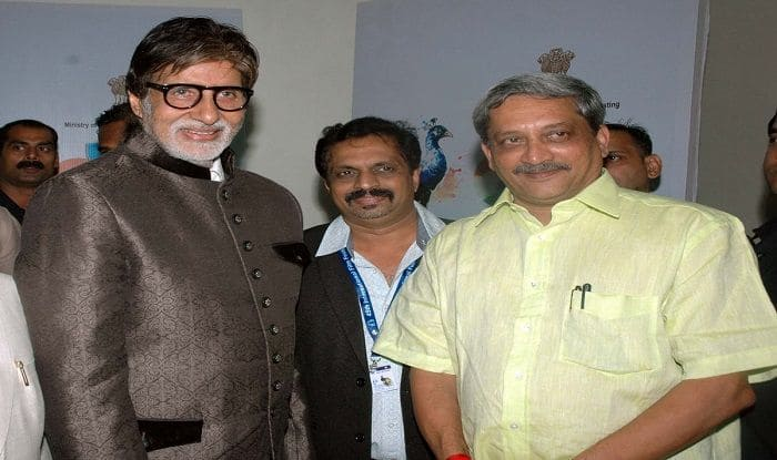 Bollywood Condoles Goa Chief Minister Manohar Parrikar's Death