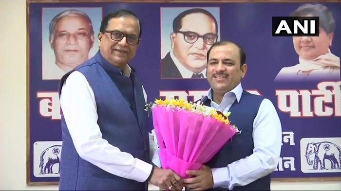 Whatever Behenji Assigns me: JD(S) General Secretary Danish Ali Joins BSP, Likely to Contest Lok Sabha Elections From Uttar Pradesh