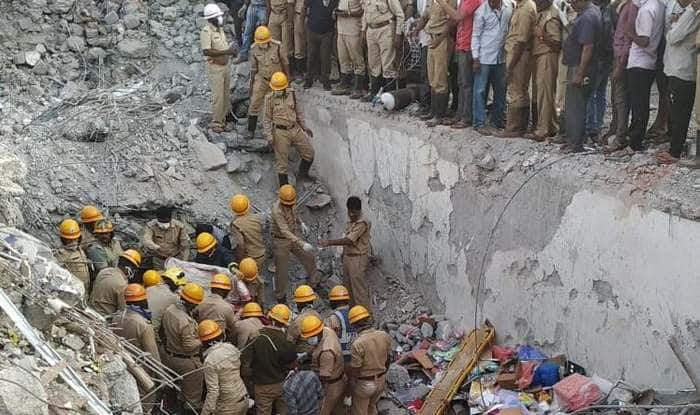 Dharwad Building Collapse: Four Building Owners Arrested After Death Toll Rises to 14