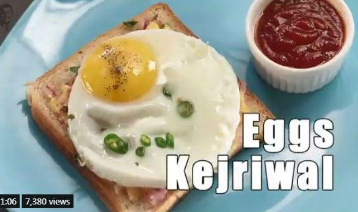 Sanjeev Kapoor's Take on Unique Breakfast 'Eggs Kejriwal' Has Left Twitterati in Splits- Check Reactions