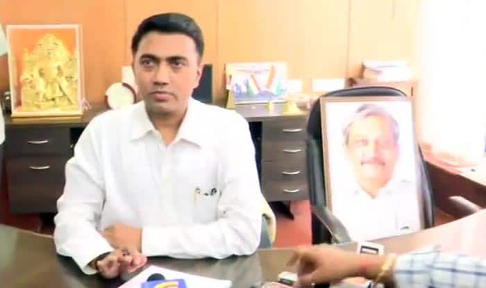 Pramod Sawant Takes Charge as New Chief Minister of Goa, Says Floor Test to be Held Tomorrow
