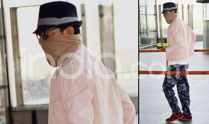 Irrfan Khan's Latest Pictures From Mumbai Airport Will Make His Fans Smile Instantly