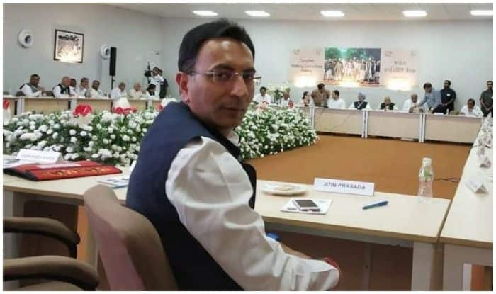 'Economy is Sinking Due to Rise in India's Population,' Says Congress's Jitin Prasada