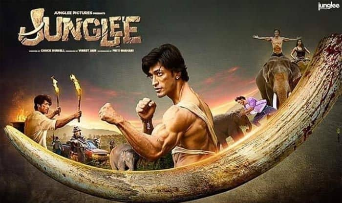 Vidyut Jammwal's Film 'Junglee' Gets a Mixed Review From The Audience