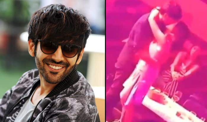 Kartik Aaryan Reacts to Viral Kiss Video With Sara Ali Khan From The Sets of Love Aaj Kal 2
