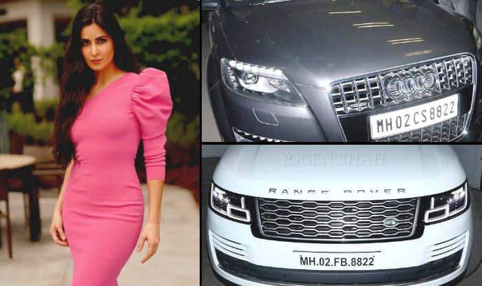Katrina Kaif Buys a Swanky White Range Rover And Gets The Same Registration Number as of Her Old Audi