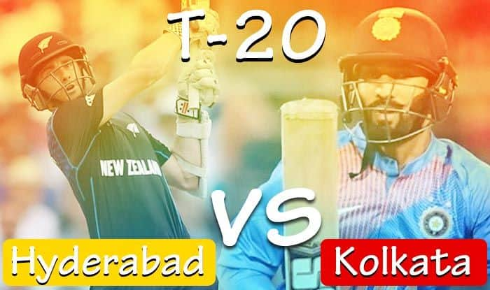 Kolkata vs Sunrisers Hyderabad