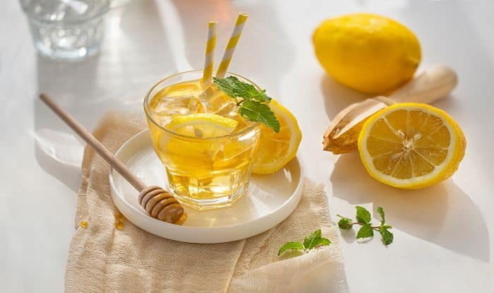 lemon juice probiotic