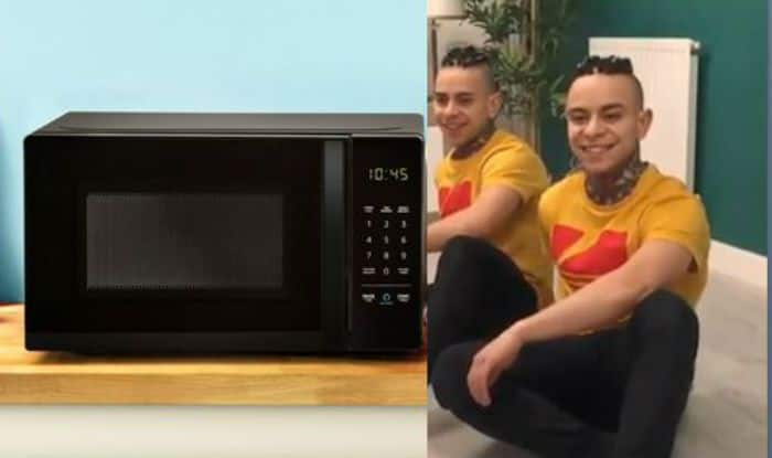 Microwave Challenge: Bizarre Trend Makes People Spin on The Floor, Watch Videos