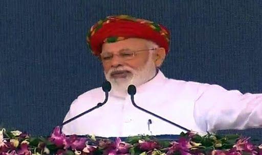 PM Modi Lambasts Congress For 'Misquoting' His Rafale Remark, Asks it to Use 'Common Sense'