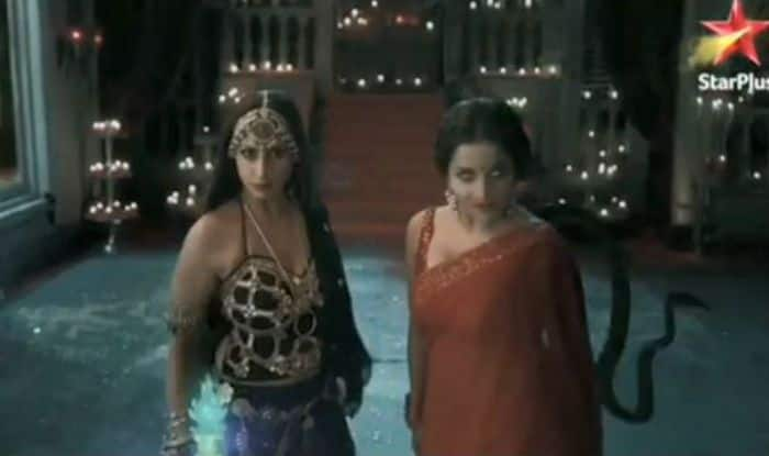 Bhojpuri Hot Actress Monalisa Aka Daayan is Back in Nazar With Sangita Ghosh Aka Pishachini, Watch Video