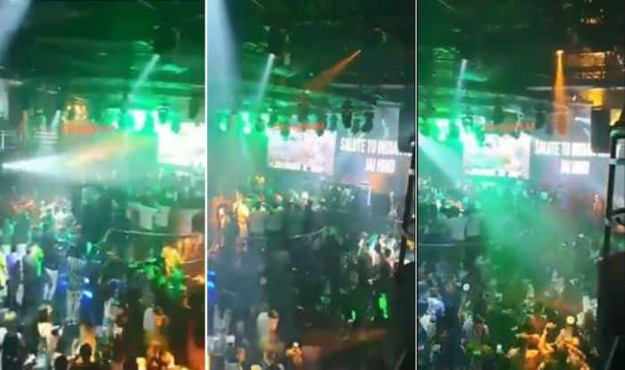 Indian National Anthem Played in Thailand's Pattaya to Pay Tribute to Pulwama Attack Martyrs And Indian Air Force Pilot Abhinandan Varthaman-Watch