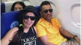 VIDEO: MS Dhoni's wife Sakshi Dhoni fail in Mathematics, forget subtraction