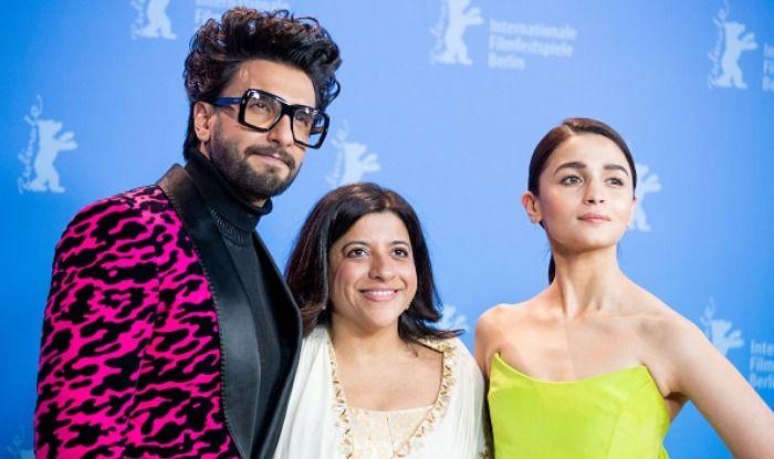 Alia Bhatt, Zoya Akhtar, Ranveer Singh