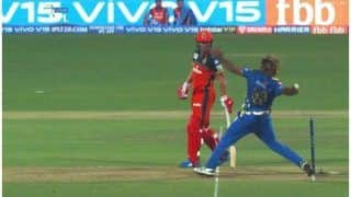 Virat Kohli fire on Umpire as their bad umpiring cost  RCB to loss the match due to No Ball