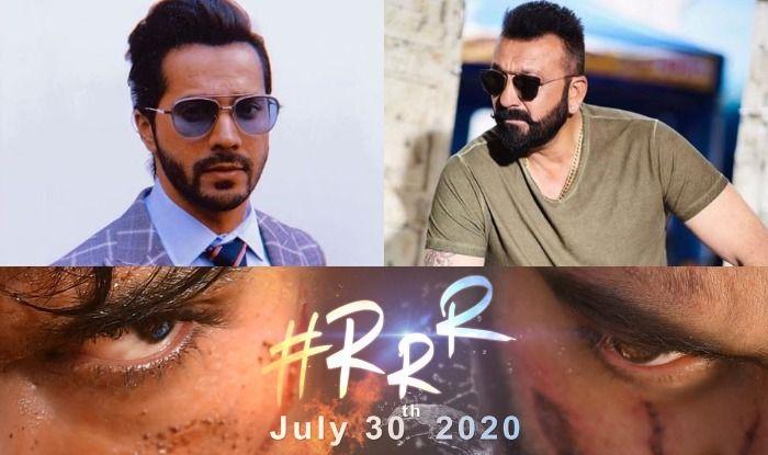 Sanjay Dutt and Varun Dhawan to star in RRR?