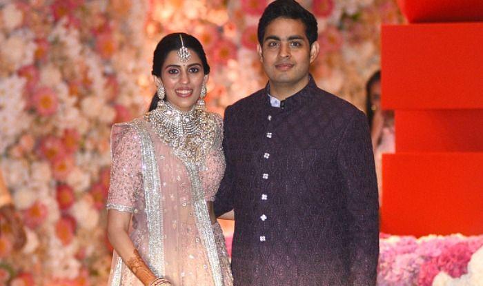 Akash Ambani-Shloka Mehta