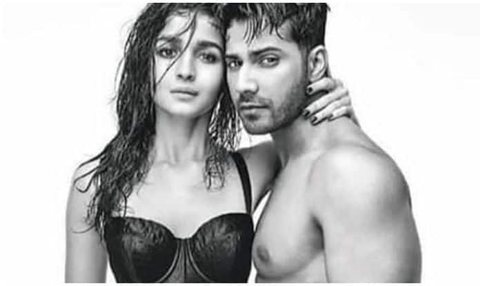 Varun Dhawan-Alia Bhatt's Sizzling 'Chemistry' in Latest Photoshoot Looks 'Magical'