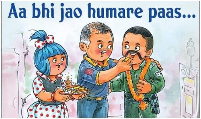 Amul's New 'Mooch' Video Advertisement Paying Tribute to IAF Wing Commander Abhinandan Breaks Internet, Twitterati Declare it as Next Fashion Trend