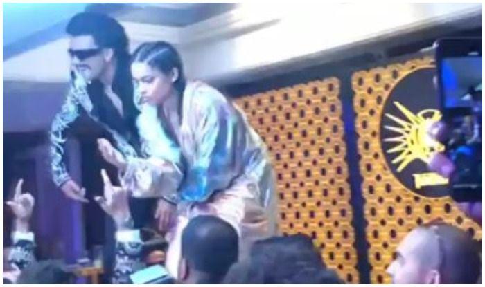 Ranveer Singh-Superwoman AKA Lilly Singh Blow The Roof With Their Energetic Dance, Video Goes Viral