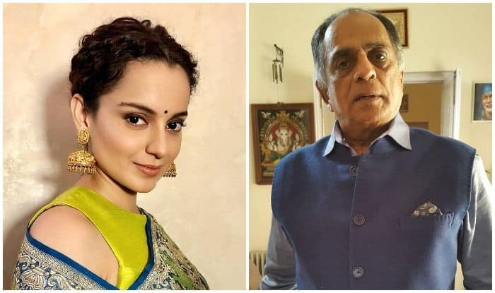 Pahlaj Nihalani Warns Kangana Ranaut Not to Play With Him, Refutes 'Soft Porn' Allegation