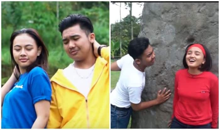 Snapshot of Kuch Kuch Hota Hai video spoofSnapshot of Kuch Kuch Hota Hai video spoof