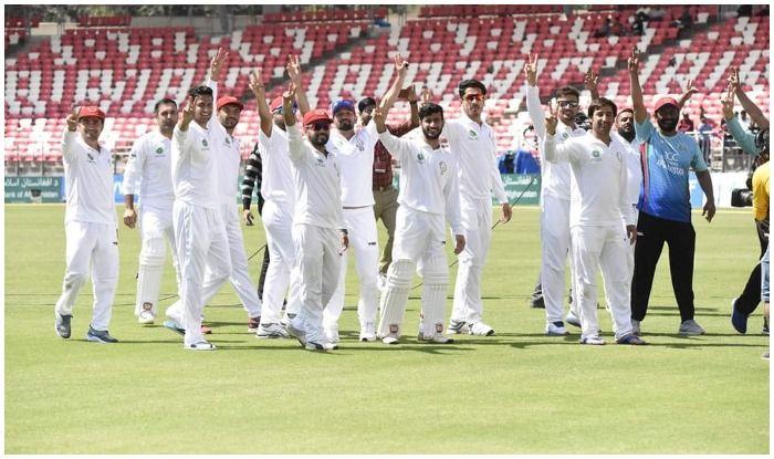 Afghanistan vs Ireland One-Off Test: Rahmat Shah, Rashid Khan Help Team Seal Historic Maiden Test Win
