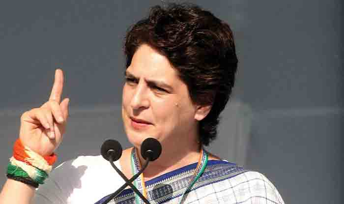 'Read Our Manifesto And Make This Election About Real Issues', Priyanka Gandhi Vadra Urges First Time Voters